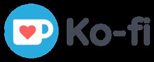 Logo for Ko Fi Funding Platform